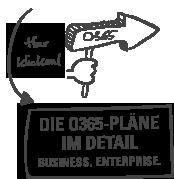 Die O365 Pläne im Detail