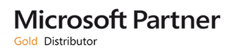 Logo Microsoft Gold Distributor
